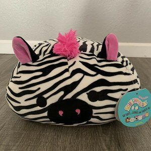 Squishmallows Stackable ZEBRA TRACY Kellytoy NWT
